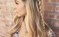 Cute Braiding Hairstyles for Long Hair