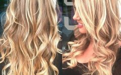 Long Hairstyles With Blonde Highlights