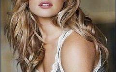 Dark Blonde Long Hairstyles
