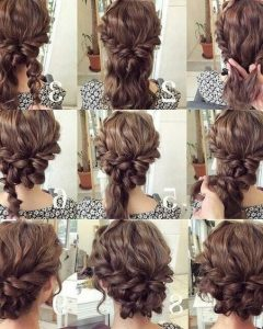 Long Hairstyles Easy Updos