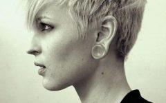 Short Edgy Girl Haircuts