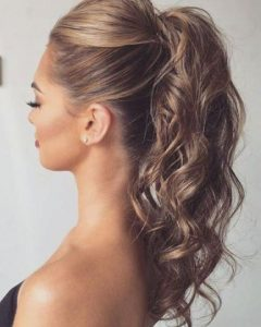 Long Hairstyles Evening