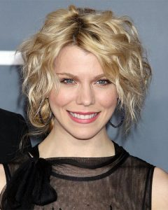 Hairstyles For Short Curly Fine Hair