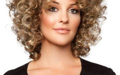 Short Fine Curly Hair Styles