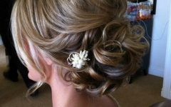 Wedding Updos for Long Thin Hair