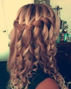 Long Hairstyles For Graduation