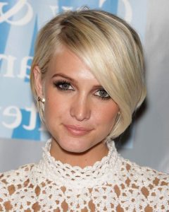 20 ideas of short haircuts for full figured women