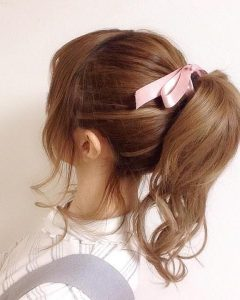 Long Kawaii Hairstyles
