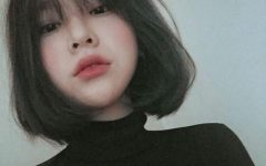Korean Haircuts with Bangs