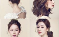Korean Hairstyles for Wedding