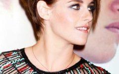 Kristen Stewart Short Hairstyles