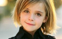 Young Girl Short Hairstyles