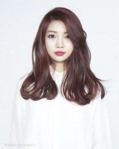 Korean Haircuts Styles For Long Hair