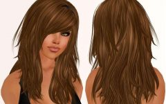 Choppy Long Layered Hairstyles