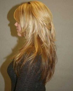 Long Hairstyles Short Layers