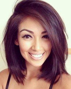 Medium Haircuts For Long Faces