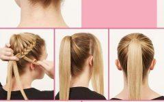 Long Hairstyles Buns