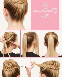 Long Hairstyles Buns