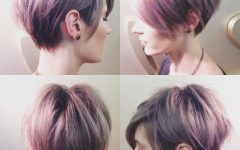 Long Hair Pixie Haircuts