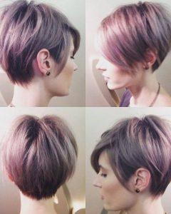 Long Hair Pixie Haircuts