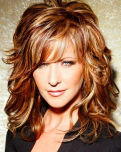 Long Shaggy Layers Hairstyles
