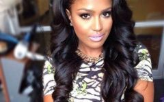 Long Hairstyles with Weave