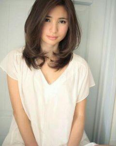 Medium Asian Haircuts