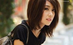 Asian Hairstyles for Medium Hair