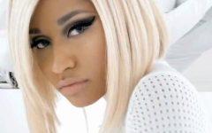 Nicki Minaj Short Haircuts