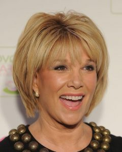 Short Hairstyle For 50 Year Old Woman