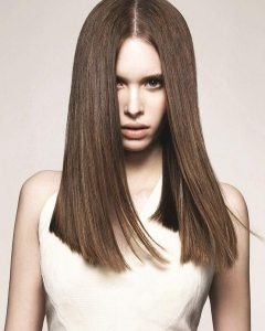 Long Hairstyles One Length