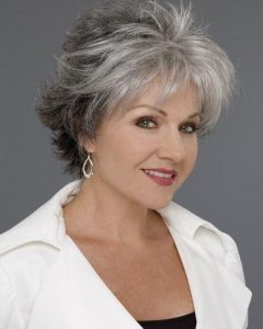 Short Hairstyles For 60 Year Olds