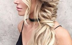 Long Hairstyles for Parties
