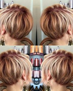 Short Bob Pixie Haircuts