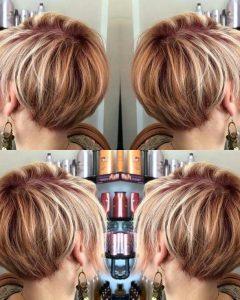 Short Bob Pixie Haircuts