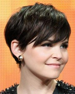 Pixie Haircuts On Chubby Face