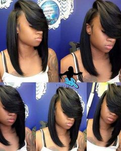 Long Bob Quick Hairstyles
