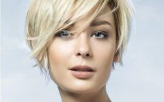 Short Haircuts for Blondes with Thin Hair