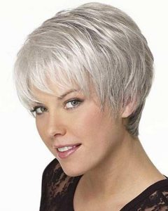 Short Haircuts For Women 50 And Over