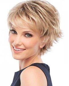 Short Hair Style For Women Over 50