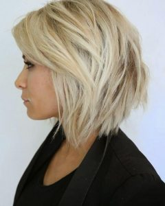 Short Haircuts with Lots of Layers