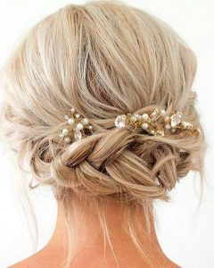 Short Hairstyles For Prom Updos