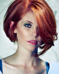 Short Haircuts With Red Hair