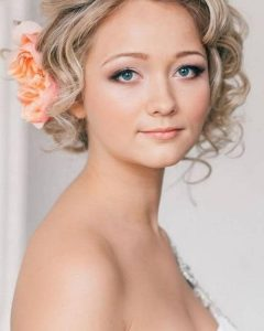 Hairstyles For Short Hair Wedding