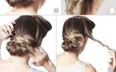 Updos For Long Thick Straight Hair