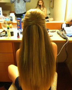 Long Hairstyles Down Straight