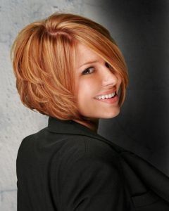 Strawberry Blonde Short Haircuts