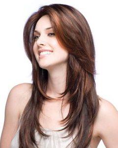Indian Hair Cutting Styles for Long Hair