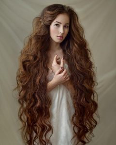 Super Long Hairstyles