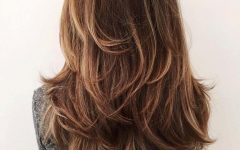 Long Layers Thick Hair